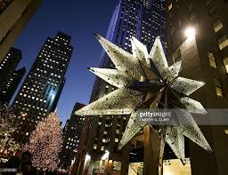 christmas displays light up in new york photos and images getty
