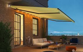 Cassette Awnings Retractable Awning Weinor Livona Open Awning
