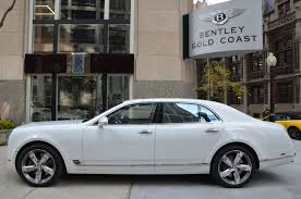 bentley mulsanne speed white 2016 bentley mulsanne speed stock gc1777 s for sale near chicago