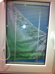 blinds between the glass u2013 modern glazing