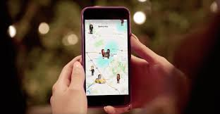 map new map snapchat launches new map feature to connect you with nearby