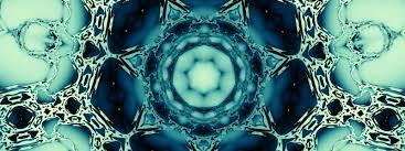 blue kaleidoscope wallpaper abstract digital art kaleidoscope fractal so focused wallpapers hd