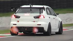mitsubishi evolution 2017 mitsubishi lancer evo x by j spec performance at time attack
