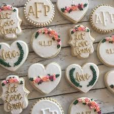wedding cookies best 25 wedding shower cookies ideas on wedding