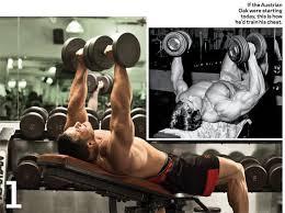 Incline Bench Technique Arnold 2 0