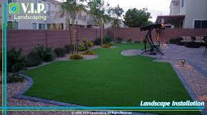 landscaping design services in las vegas v i p