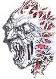 monster tattoo tattoo collections