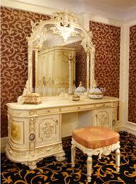Corner Vanity Desk by Bedroom Luxury Paint Makeup Vanity Table With Lighted Mirror And