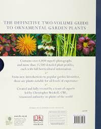 rhs a z encyclopedia of garden plants christopher brickell