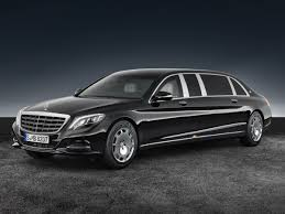 best limos in the world inside armored mercedes maybach s600 pullman guard limo pictures