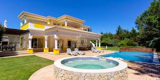chambre avec piscine villa première ligne de golf avec 4 chambres avec piscine et