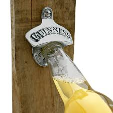 Unique Wall Mount Bottle Opener Guinness Cast Iron Wall Mounted Bottle Opener