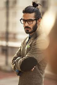 45 best bearded images on hair dos s hairstyle