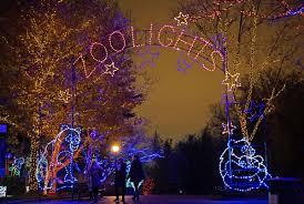 Washington Dc Zoo Lights Holiday Lights Across The Globe