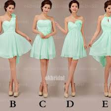 mint bridesmaid dresses cheap bridesmaid dresses chiffon