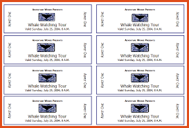 printable ticket template moa format