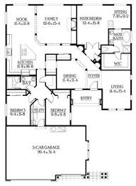 Rambler House Plans With Basements French Country Rambler Home - Rambler home designs