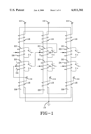 patent ep0355023a1 phase shifting transformer with a six drawing
