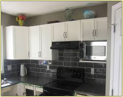 kitchen subway tile backsplash designs home design black subway tile kitchen backsplash home design ideas 29 hsubili