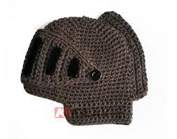 crochet pattern knight helmet free knight helmet hat free knitted pattern buy crochet pattern knight