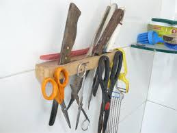 Kitchen Knives Holder Tool Holder Knife Block Kitchen Supplies Knife Rack Bamboo Knife
