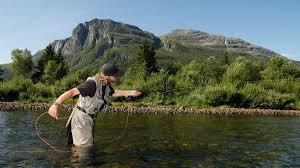 freshwater fishing official travel guide to norway visitnorway com