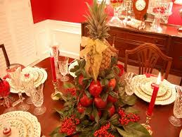 Pineapple Decoration Ideas Other Holiday Table Decorating Ideas Christmas With Pineapple