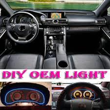 toyota altezza tuning 4 tuning car atmosphere light flexible neon light el wire interior light