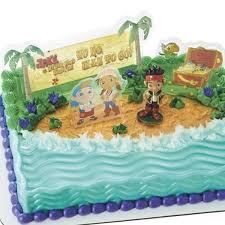 jake land pirates cake kit 4 pcs