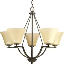 Commercial Electric Chandelier 150 200 Bronze Chandeliers Hanging Lights The Home Depot