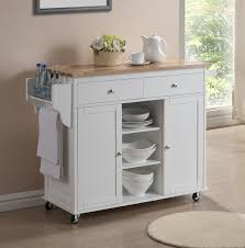 kitchen crosley roots rack kitchen cart with wood top reviews