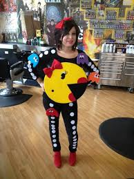 Pacman Halloween Costume 25 Pac Man Party Ideas Pac Man Videos 80s