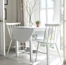 white storage dining table space saving dining tables argos
