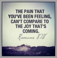 romans 8 18 pain u0027ve feeling u0027t compare