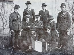 Irish Republican Army Flag Ira Volunteers Irish Volunteers Org