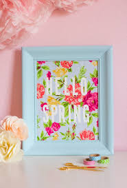 spring diys 16 floral diys to get your home ready for spring curbly