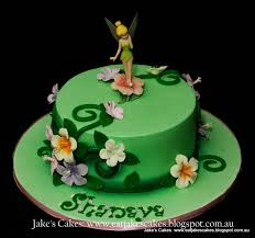 tinkerbell cakes jake s cakes tinkerbell cake