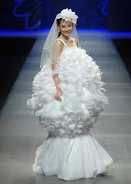 poofy wedding dresses wedding dresses you won t believe wore