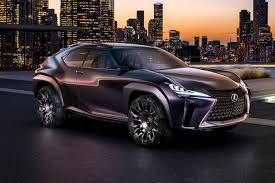 lexus rsf lexus ux concept hints at future crossover design news the