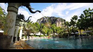golden beach resort krabi thailand youtube