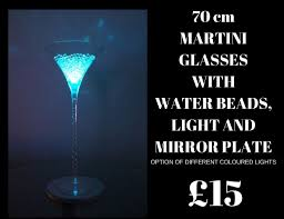 Martini Glass Centerpieces Large 70 Cm Martini Glass Centrepieces U2013 Finishing Touches Wedding