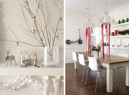White Christmas Decorations Pictures by 37 Easy To Make Christmas Decorations Digsdigs