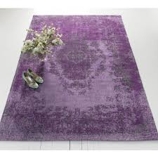 kilim vintage rug in amethyst luxury rug
