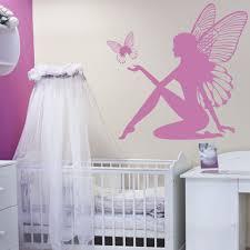 popular nursery decor butterfly buy cheap nursery decor butterfly fairy butterfly fantasy wall sticker artistic design wall decal girls room nursery decor e