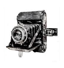 drawn camera png vintage pencil and in color drawn camera png