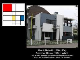 schroder house floor plan chapter 16 twentieth century architecture modernism ppt video