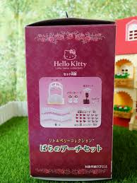 just for fun hello kitty little berry collection 玫瑰