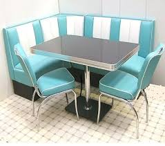 diner style booth table bel air hollywood corner booth set 130 x 180 lawton imports