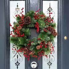 christmas wreaths christmas wreaths on doors happy holidays