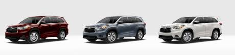 colors for toyota highlander best exterior colors offered by toyota the wheel